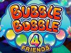 Bubble Bobble 4 Friends tulossa PS4:lle