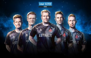 Astralis voitti Intel Extreme Masters Global Challenge Online -kisan