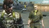 Metal Gear Solid: Peace Walker - Mother Base Gameplay