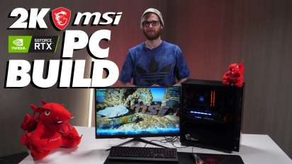 2K MSI RTX PC Build (Sponsored)