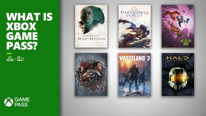 Xbox Game Pass - What is Game Pass? (Sponsored)